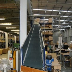 Distribution Warehousing Conveyor Systems | Dyno