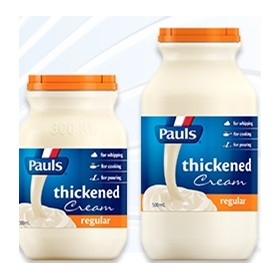 Thickened Cream | Pauls
