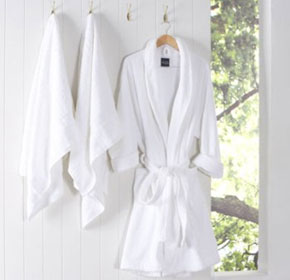 Bath Robe | International Terry