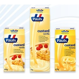 Regular Custard | Pauls