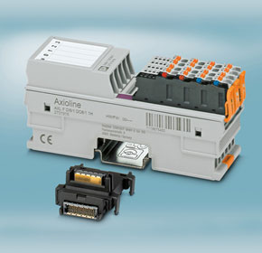 Digital Mixed Module for Especially Compact I/O Stations