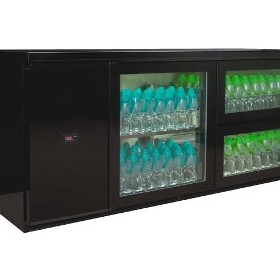 Beverage Display Refrigerators