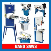 Horizontal and Vertical | Metal Cutting Band Saws