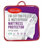 Cotton Filled & Waterproof Mattress Protector