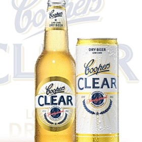 Lager | Coopers Clear