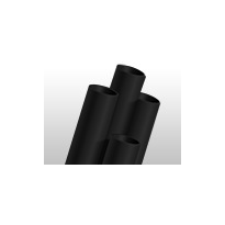 Commercial Pipe | Black