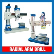 Radial Arm Drilling Machines