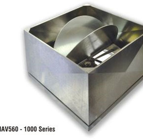 Roof Axial Supply/Exhaust Fans