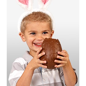 Kids Milk Chocolate Eggs