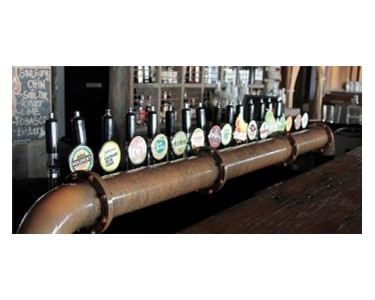 Draught Beer Tower Font | Brahaus