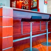 Bar Cabinetry | Contemporary Jarrah