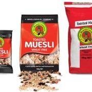 Toasted Muesli Wheat Free