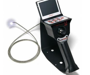 There is not a smaller four-way articulating video borescope anywhere in the world.