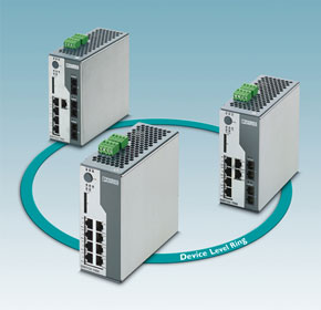Managed Switches for High-Availability EtherNet/IP Networks