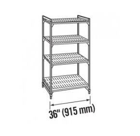Food Storage | Storage Shelves | Cambro