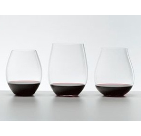 Stemless Shiraz Glass | Big O