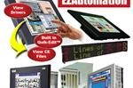 AVG Manufactures EZAutomation & Uticor HMI Touch Panel Products