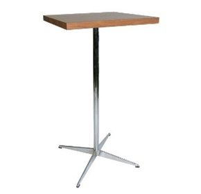 Square Top Bar Table   Kendall