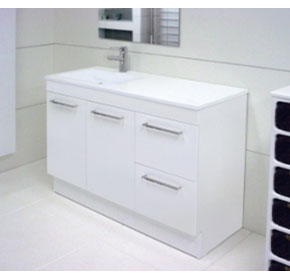 1500mm Floorstanding Vanity | ADP Alpine