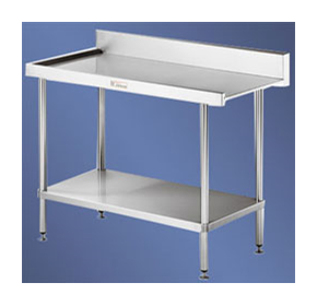 Dishwasher Outlet Bench | Simply Stainless SSS07-1200