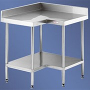 Stainless Steel Corner Bench | SSS04-7-900
