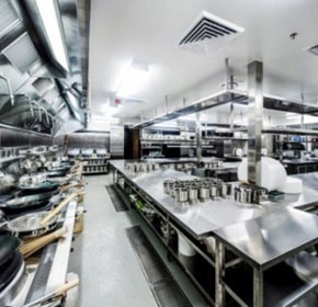 Food Services Industry Fit-Outs | Liteco
