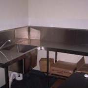 Kitchen Shelving | A1 Custom Stainless and Kitchens