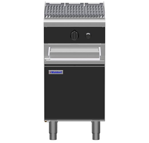 450mm Gas Chargrill with Leg Stand | Waldorf Bold CHB8450G-LS