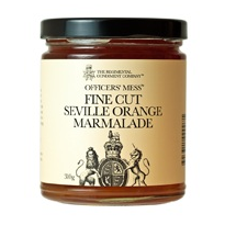 Orange Marmalade |  Officers' Mess Fine Cut Seville