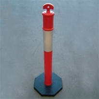Plastic Bollards | T-Top Portable Delineator
