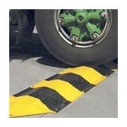 Slow-Go Metal Speed Hump | Heavy Duty