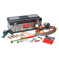 Gas Cutting & Welding Kit | BOC MasterStart LPG Kit