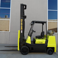 HYSTER Forklift | Model S4.00XL Spacesaver