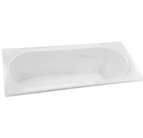 Rectangular Baths | Adatto