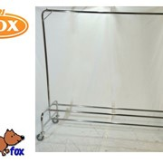 Cox Garment Rail Cart/Trolley | R.J. Cox