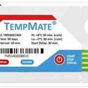 Single-Use Temperature Data Logger | tempmate.®