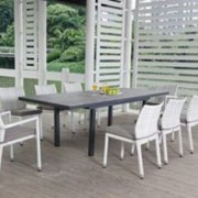 180 - 250 x 96cm Extension Table | Qualia