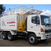 6 Wheel 15000 Litre Water Truck for Hire | 2628