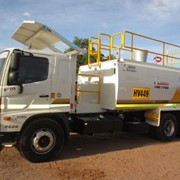 6 Wheel 15000 Litre Water Truck for Hire