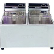 Double 5L 2 x 10 Amp Fryer
