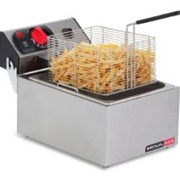 Deep Fryer with Single Pan