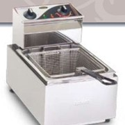 Single Pan Fryer