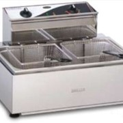 Single Pan/Double Basket Fryer