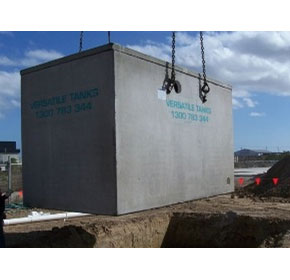 Water Storage Tanks | Versatile Tanks
