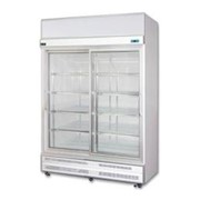 Sliding Glass Door Display Chillers | Artisan™
