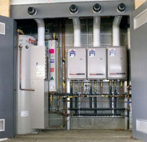 Centralised Hot Water System | Demand Duo