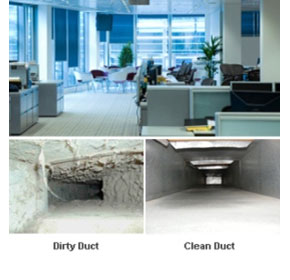 Ducted Air Conditioning Cleaning
