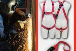 "PROâ""¢ Welders Fall Protection Range"