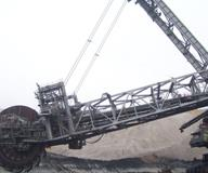 Mining equipment is varied and can be operated continuously, 24 hours a day for 7 days a week.