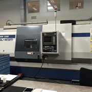 SOLD !!  Used CNC lathe with Rotary Tool Spindle & C-axis | MORI SEIKI